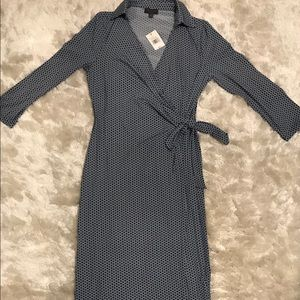 The Limited Wrap Dress